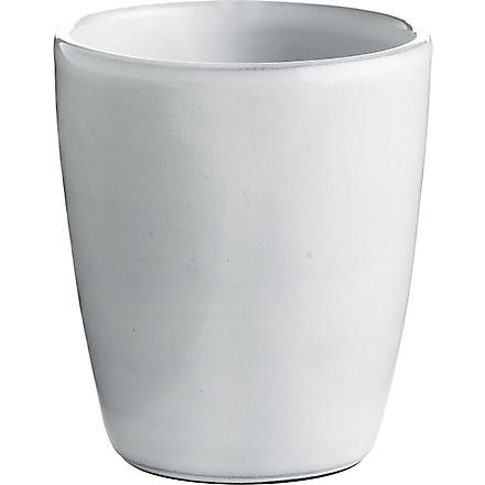 TINE K HOME DELI ceramic mug white 11cm