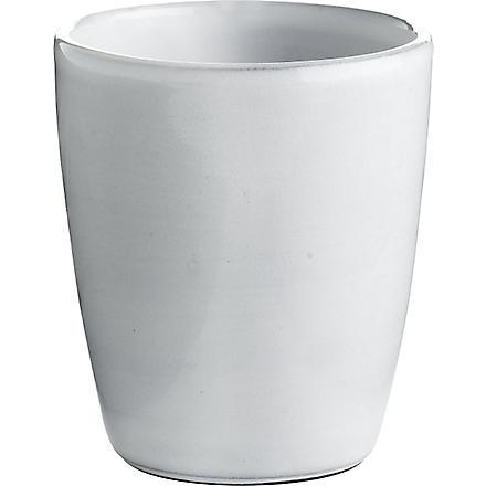 TINEKHOME DELI ceramic mug white 11cm