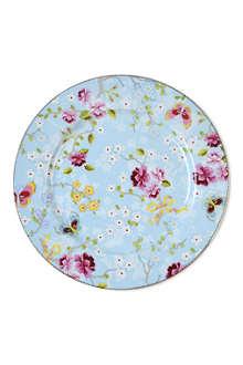 PIP STUDIO Blue dinner plate 32cm