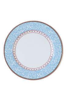 PIP STUDIO Blue plate blue 26.5cm