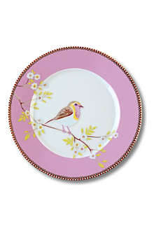 PIP STUDIO Pink breakfast plate 21cm