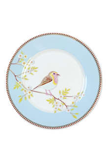 PIP STUDIO Blue breakfast plate 21cm