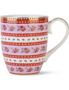 PIP STUDIO Large pink ribbon rose mug