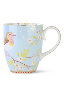 PIP STUDIO Large blue early bird mug
