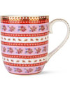 PIP STUDIO Small pink ribbon rose mug
