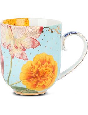 PIP STUDIO Royal large flowers mug