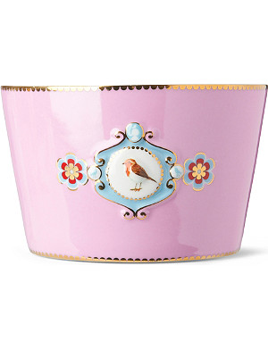LOVE BIRDS Love Birds bowl pink 12.5cm
