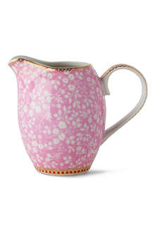 PIP STUDIO Cream and pink small jug