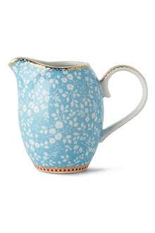 PIP STUDIO Blue small jug