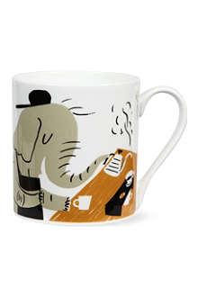 BEAST IN SHOW Awesome Cup of Joe mug