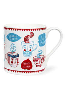 BEAST IN SHOW Personaliteas mug