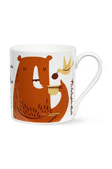 BEAST IN SHOW Teas and Bears mug