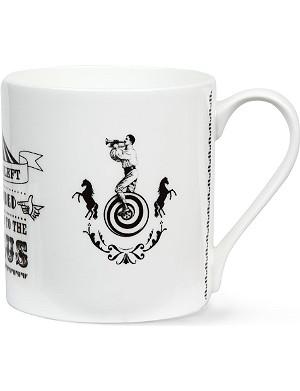 BEAST IN SHOW The Bearded Lady mug