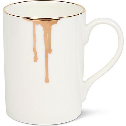 REIKO KANEKO Drip tease mug gold (end feb)