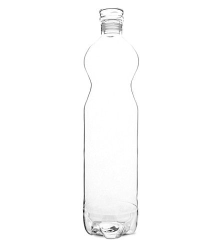 SERAX Glass water bottle large