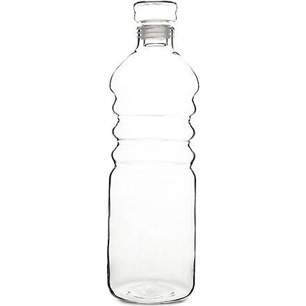 SERAX Glass water bottle small
