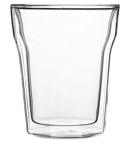 SERAX Double wall glass coffee beaker