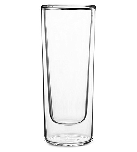 SERAX Double wall shot glass large