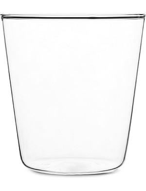 SERAX Clear glass cup