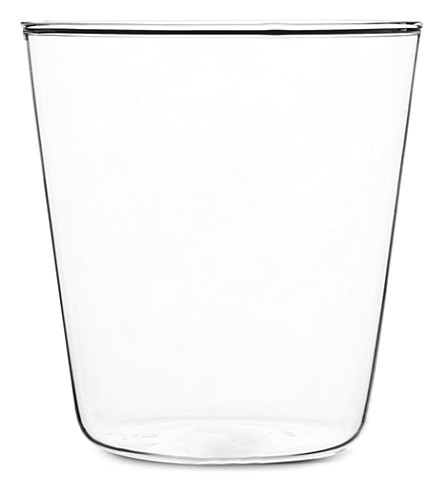 SERAX Clear glass cup