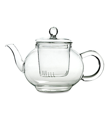 SERAX 2-person glass teapot