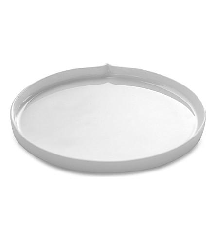 SERAX Ann Van Hoey round 1 fold small plate 15cm
