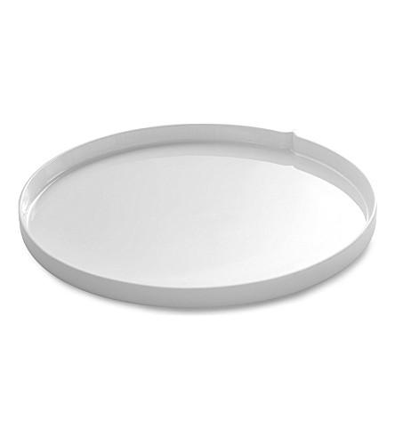 SERAX Ann Van Hoey round 1 fold large plate 25cm