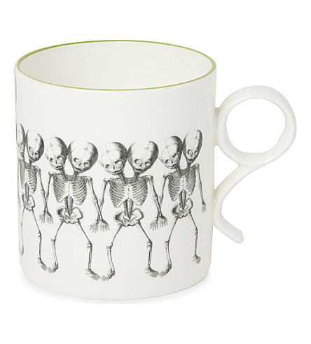 GARY BIRKS Double Trouble mug