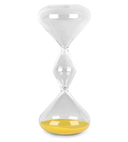 BITOSSI HOME Hourglass timer 24cm