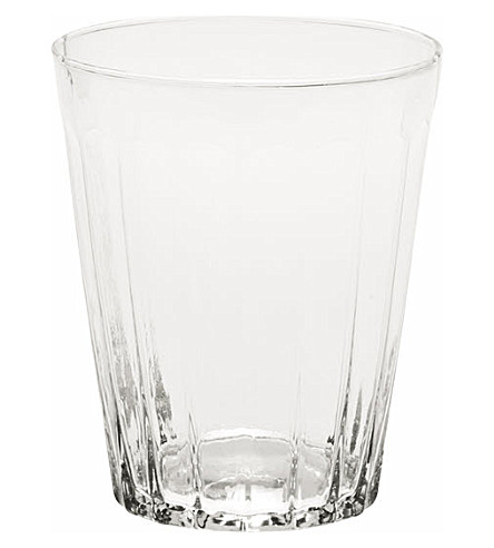 BITOSSI HOME Water glass clear