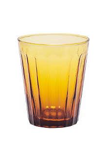 BITOSSI HOME Water glass amber