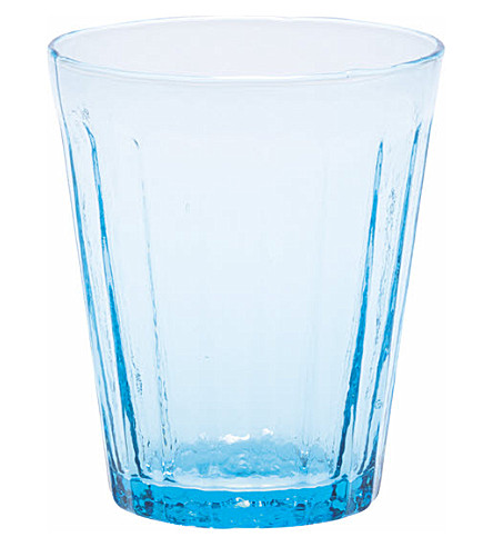BITOSSI HOME Water glass blue