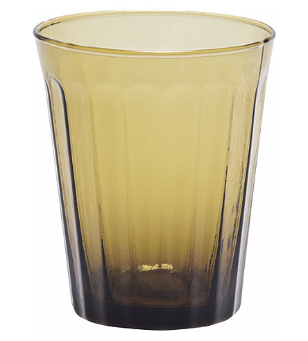 BITOSSI HOME Water glass olive
