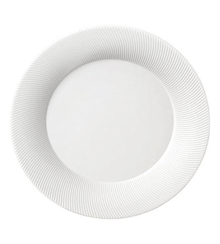 LOVERAMICS Flute dinner plate 28cm