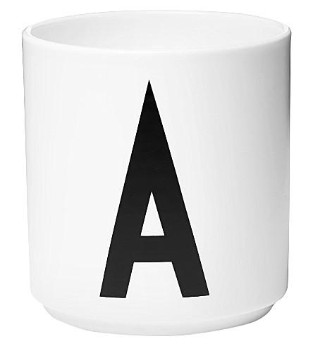 DESIGN LETTERS A porcelain cup