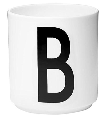 DESIGN LETTERS B porcelain cup