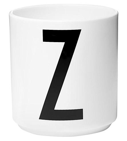 DESIGN LETTERS Z porcelain cup