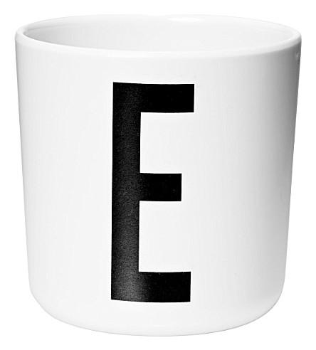 DESIGN LETTERS Melamine cup E