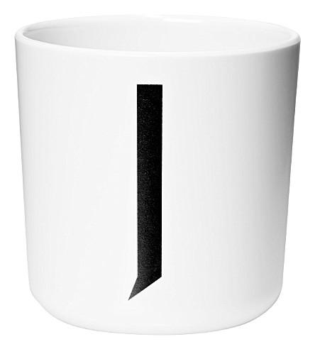 DESIGN LETTERS Melamine cup J