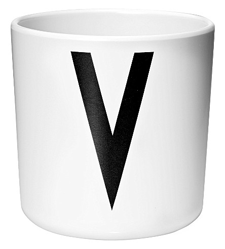 DESIGN LETTERS Melamine cup v