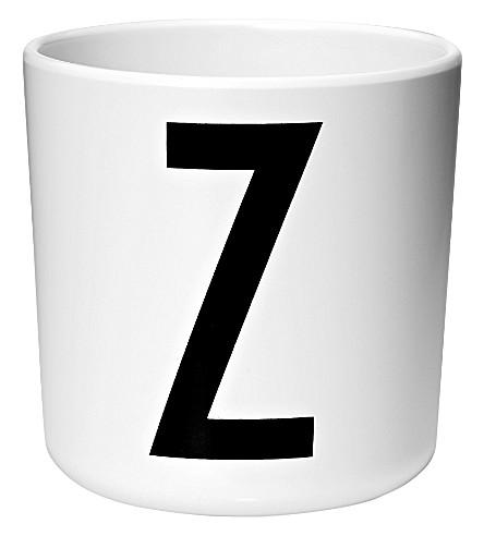 DESIGN LETTERS Melamin cup z