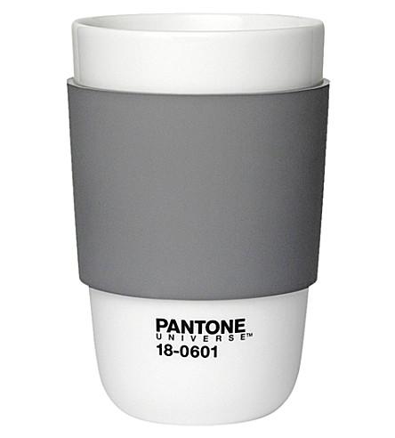 PANTONE Charcoal Grey classic cup