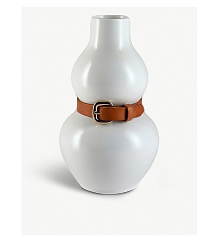 DESIGN HOUSE STOCKHOLM Alba porcelain vase 24cm
