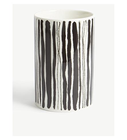 DESIGN HOUSE STOCKHOLM Straw deco vase 20cm