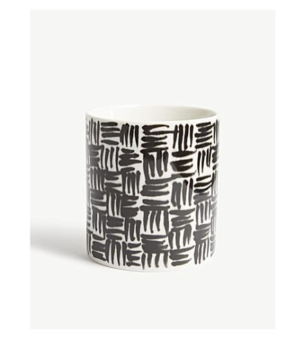 DESIGN HOUSE STOCKHOLM Deco porcelain vase 12cm