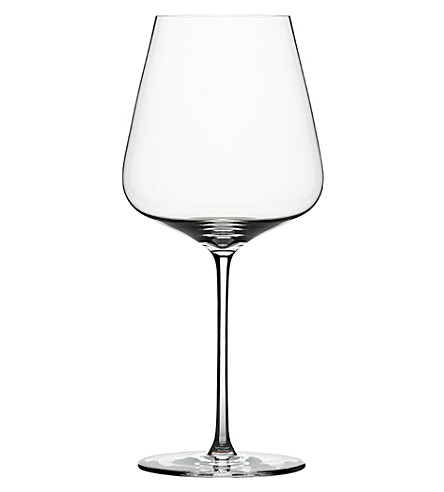 ZALTO Crystal bordeaux wine glass