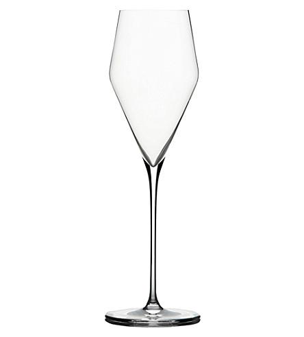 ZALTO Crystal Champagne glass