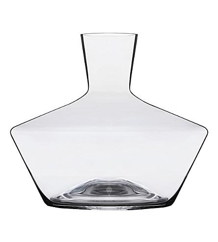 ZALTO Mystique Magnum crystal decanter