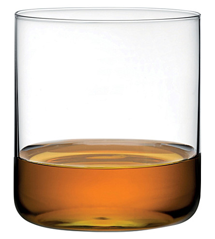NUDE Finesse whisky glass, set of four