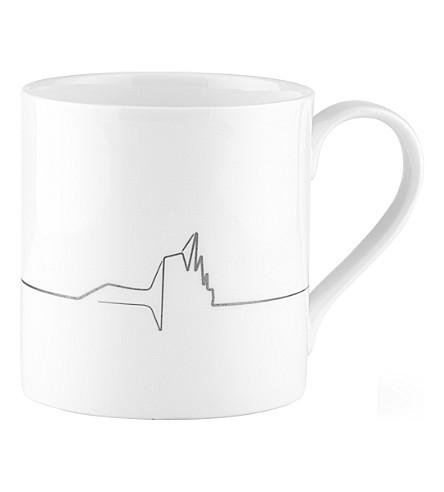 ZAHA HADID Icon Riverside mug